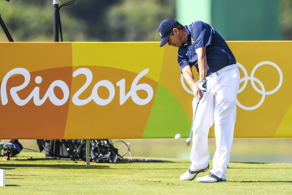 Adilson da Silva ranking golfe