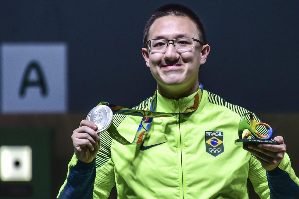 Felipe Wu - pistola de ar 10m - tiro esportivo - Olimpíada de Tóquio 2020