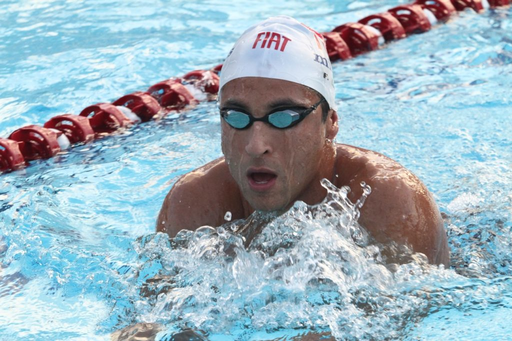 Conheça Felipe Lima, atleta da natação que estará nos Jogos Olímpicos de Tóquio 2020 nos 100m peito masculino e no revezamento 4x100m medley masculino
