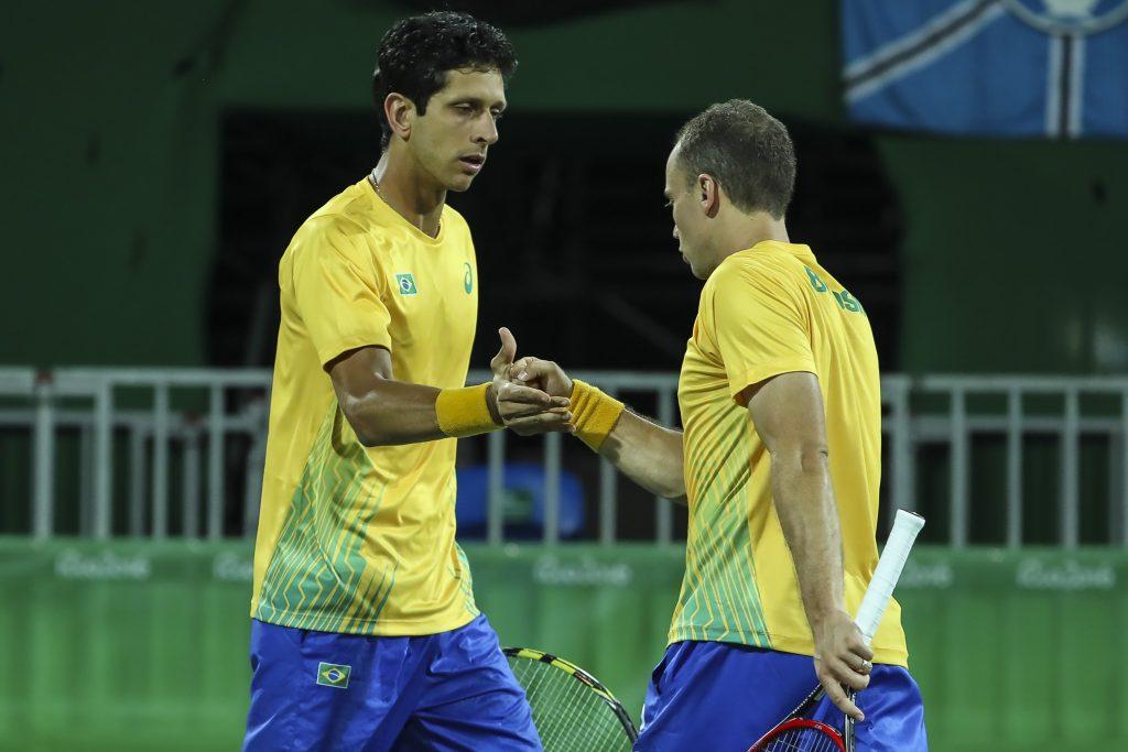 Marcelo Melo Bruno Soares Jogos Olímpicos de Tóquio 2020 Olimpíada 2020 tênis