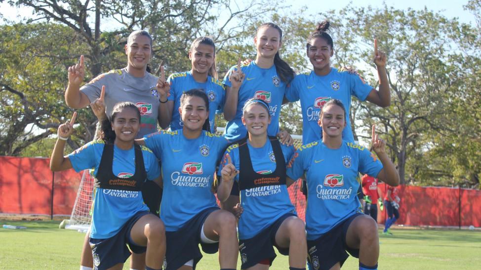 Brasil encara país anfitrião na abertura do Mundial Sub-20 de futebol  feminino - Olimpíada Todo Dia 51797feb1fb0a