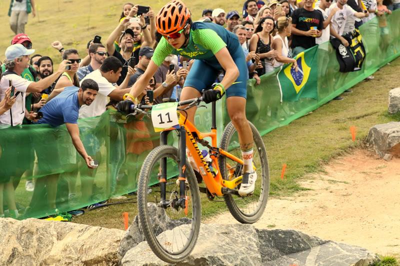 Raiza Goulão jogos olímpicos Rio 2016
