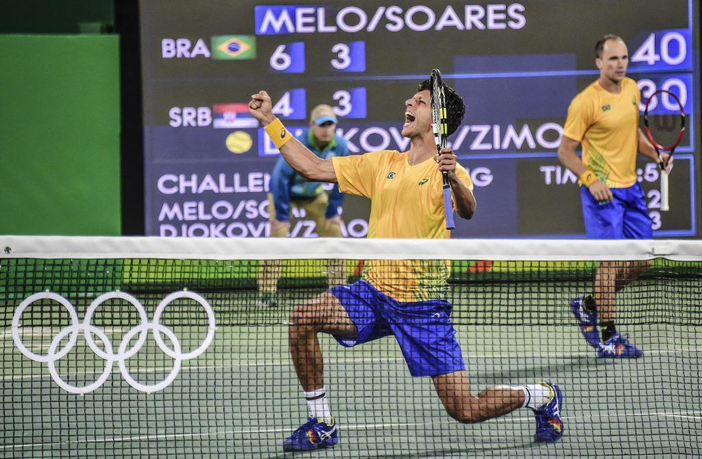 Marcelo Melo e Bruno Soares - Jogos Olímpicos de 2020 - tênis masculino - duplas