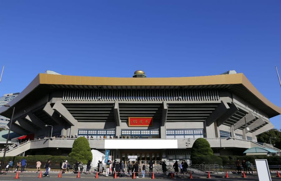 judô caratê budokan jogos olímpicos de tóquio