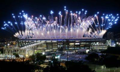 Estádio Maracanã Rio 2016