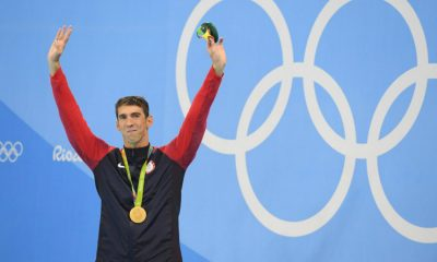 Michael Phelps Saúde Mental curiosidades dos jogos olímpicos