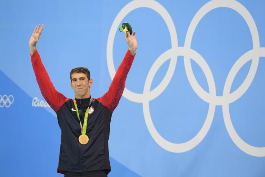 Michael Phelps Saúde Mental