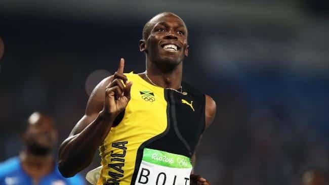 Rio-2016 Usain Bolt