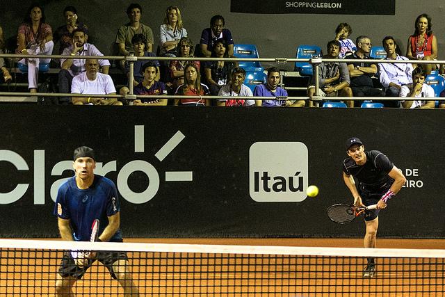 61f9952ad83 Rio Open 2017  Bruno Soares e Jamie Murray se garantem na semifinal