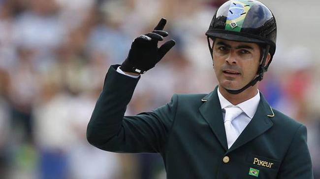 Rodrigo Pessoa - hipismo saltos - individual e equipes - Jogos Olímpicos de Tóquio