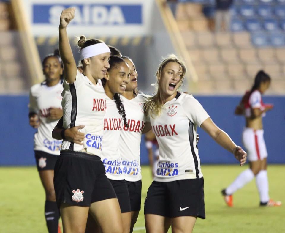 Nesse domingo (07), mais sete jogos agitaram o Campeonato Paulista Feminino.  Destaque para o Rio Preto e o Corinthians ... b29ae52df1