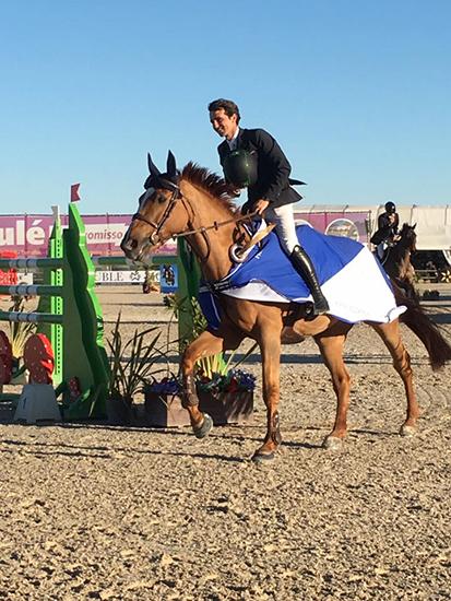 Em um bom dia em Saint-Tropez (França), cavaleiros Marlon Zanotelli, Yuri Mansur, Flávio de Abreu e Luiz Felipe Azevedo terminaram no Top 10 de suas provas