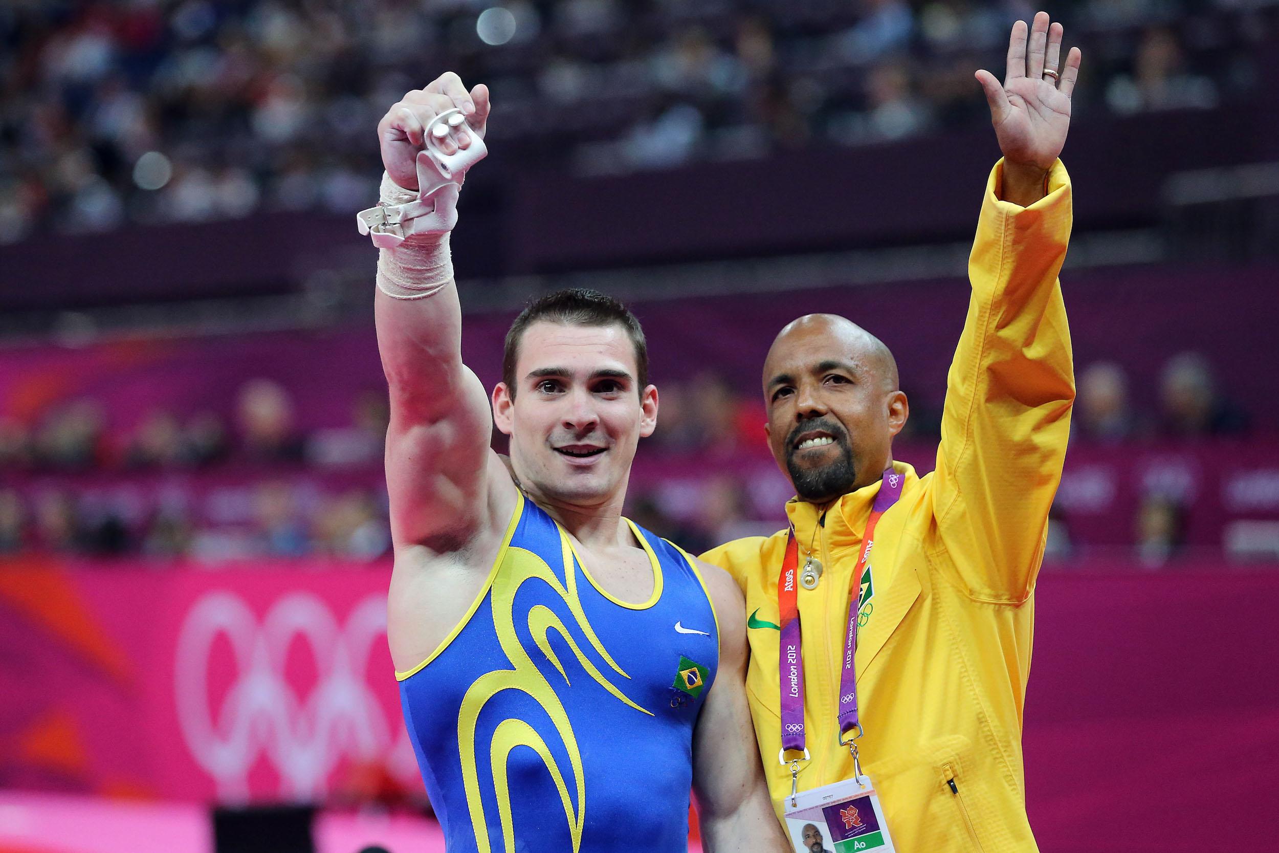Arthur Zanetti vai adiar a aposentadoria para disputar a Olimpíada de Tóquio