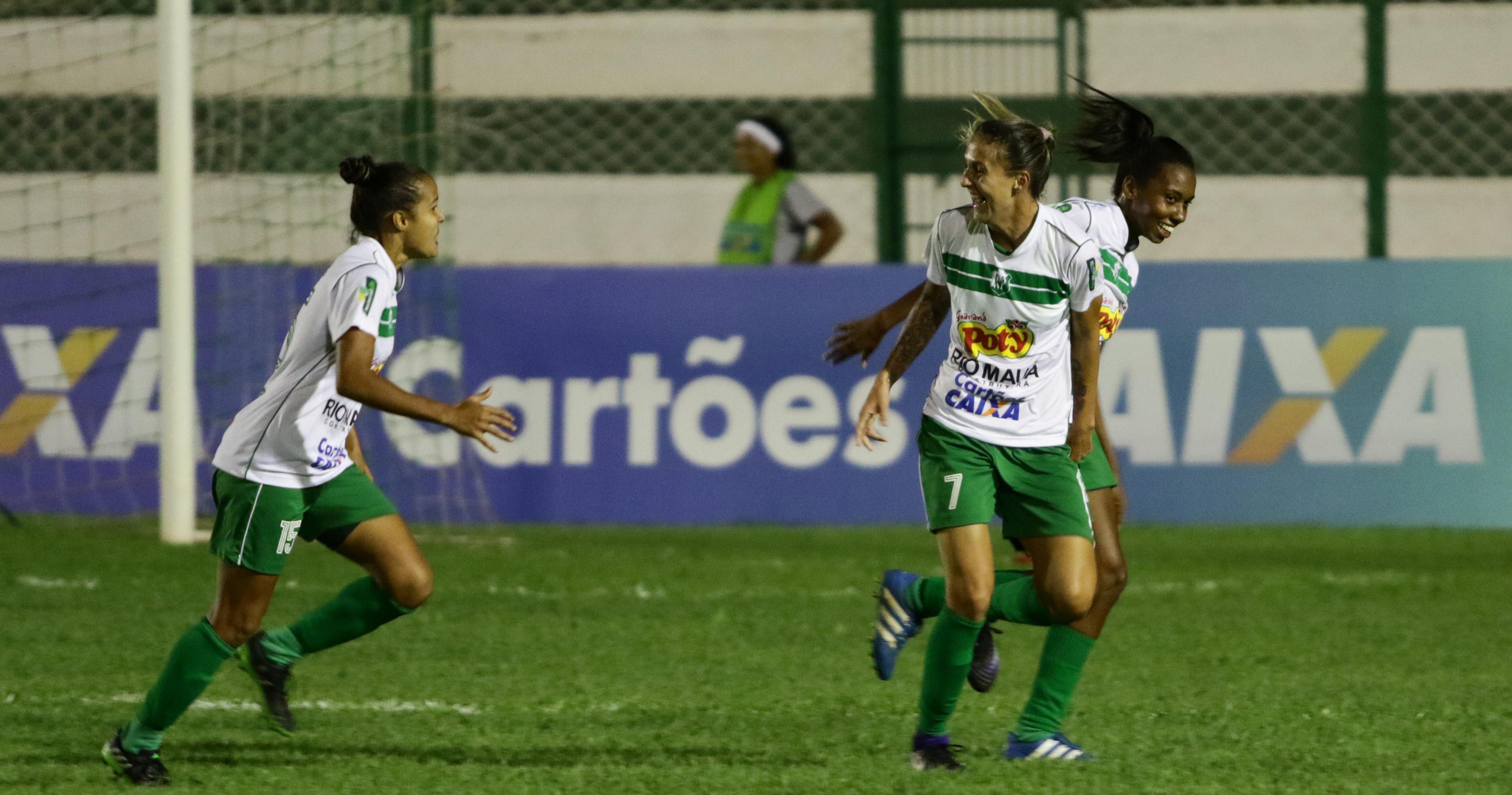 O Corinthians venceu o São José por 3 a 1 na abertura da segunda rodada do Paulista  Feminino, no último sábado. Já nesse domingo (16), ... c57d7258db
