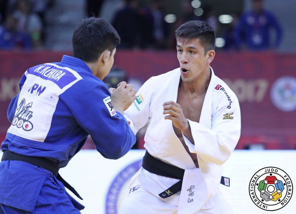 Eduardo Yudi Santos Jogos Olímpicos Tóquio 2020 -81kg masculino judô