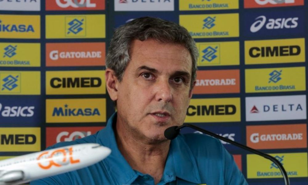 Torcedores da seleção brasileira feminina de vôlei poderão comprar  ingressos em pontos físicos a partir desta quarta-feira (24) para o amistoso  contra a ... 649c1ecd451d5