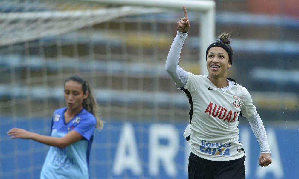 Neste domingo aconteceu a sétima rodada do Campeonato Paulista de Futebol  Feminino. Nela as equipes não economizaram nos gols 76f0fe798e178