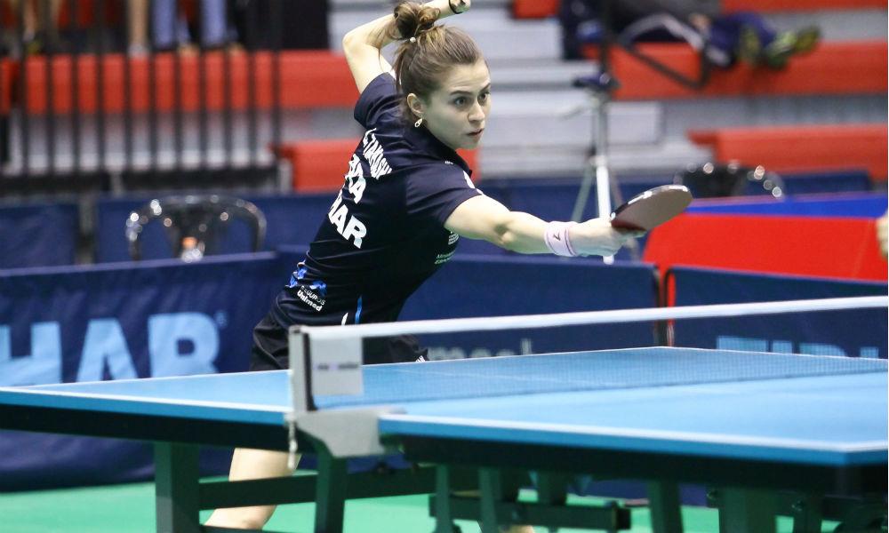 Bruna Takahashi avança às oitavas de final do Mundial Júnior