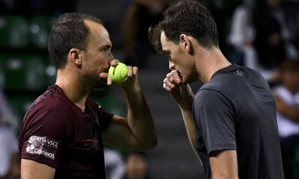Bruno Soares e Jamie Murray vão às quartas em Wimbledon