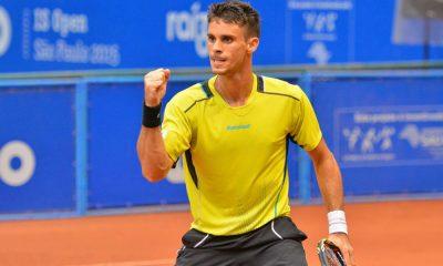 Rogério Dutra Silva vence em estreia pelo ATP de Moscou