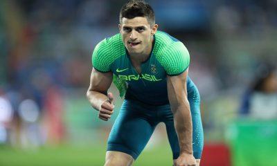 Augusto Dutra - Atletismo - Salto com Vara masculino - Jogos Olímpicos de Tóquio 2020