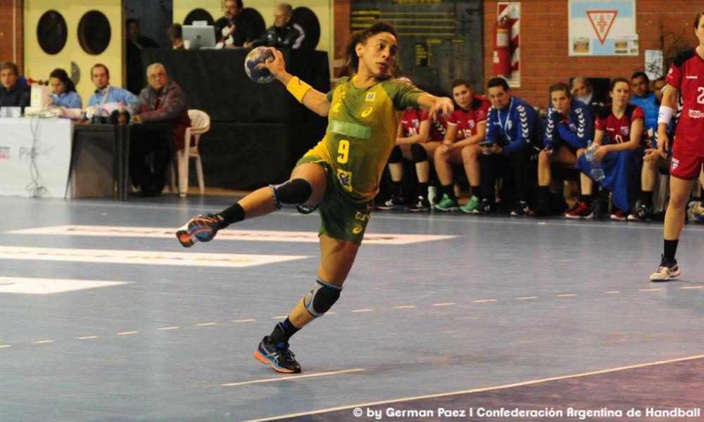 Ana Paula Rodrigues Belo - seleção grasileira de handebol feminino - Tóquio 2020
