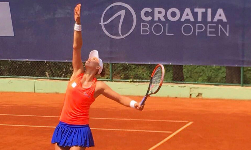 Bia Haddad cai para Sara Errani nas oitavas do WTA de Tianjin.
