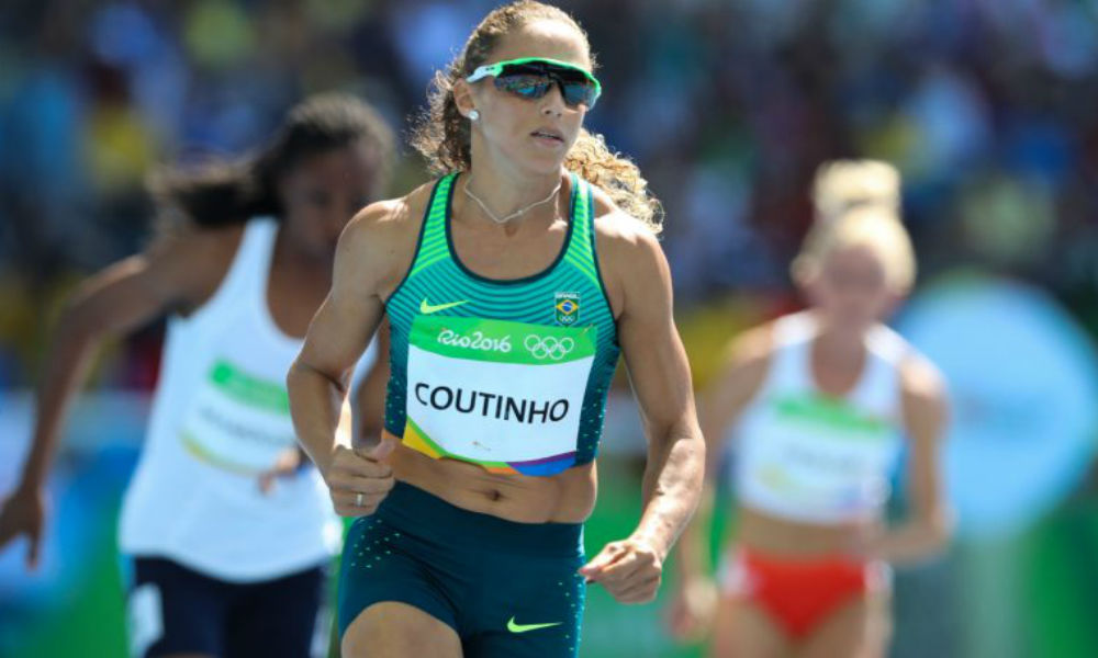 Geisa Coutinho - revezamento 4x400m rasos feminino - Jogos Olímpicos de Tóquio 2020 - Olimpíada Tóquio -