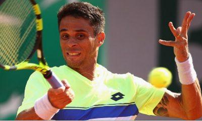 Nas duplas, Rogerinho cai nas quartas de final em Moscou.