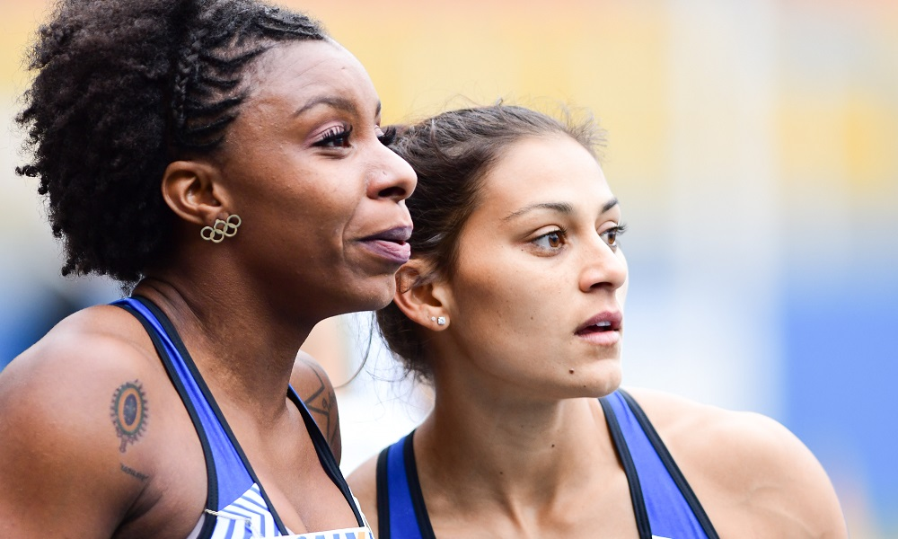 Conheça mais sobre Ana Claudia Lemos atleta do atletismo que disputará o revezamento 4x100m rasos nos Jogos Olímpicos de Tóquio 2020