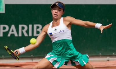 Thaisa Pedretti e Teliana Pereira estão fora do ITF de Caserta