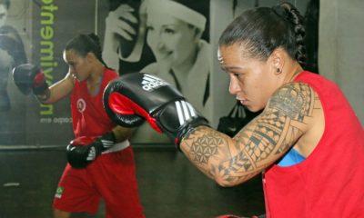 Brasileiro Feminino de Boxe