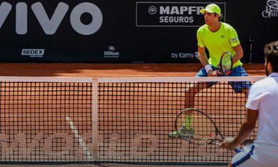 Marcelo Demoliner e Sam Querrey vão às quartas do ATP de Viena.