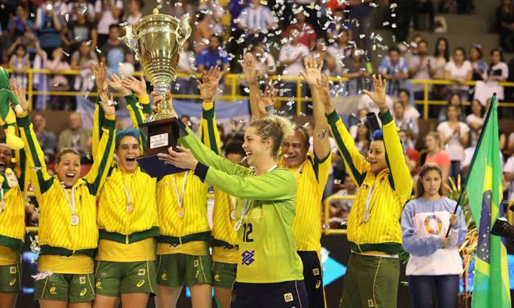 Mundial de handebol feminino  Brasil cai no grupo da campeã olímpica ... 4735cbb286061