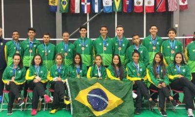 Campeonato panamericano badminton