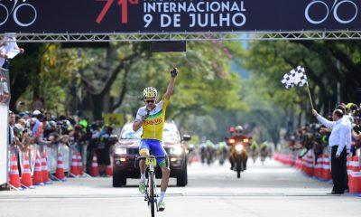 Caio Godoy se destaca em 2017 e é promessa no ciclismo