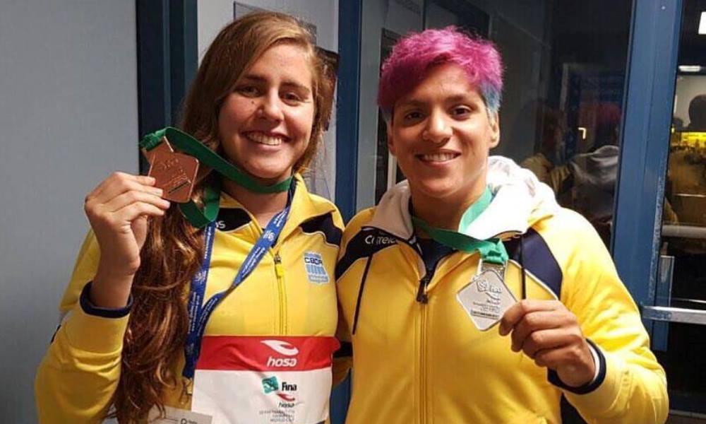 Ana Marcela Cunha e Viviane Jungblut - Vivi Jungblut - natação - 1500m feminino - Olimpíada de Tóquio 2020