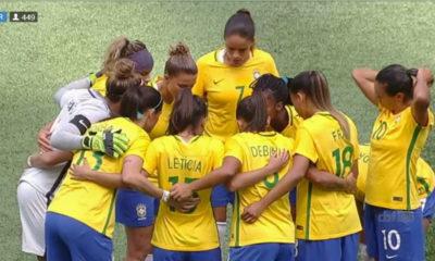 Brasil X Estados Unidos