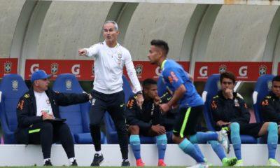 Seleção Sub-17 faz amistosos na Inglaterra em outubro
