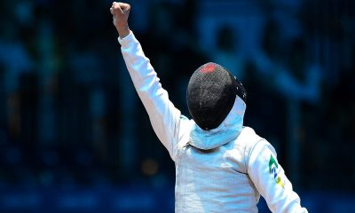 Equipe do florete masculino conquista prata no Pan-Americano