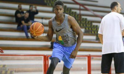Georginho tem como próximo compromisso o Training Camp do Rockets, em setembro (Caio Casagrande/LNB)