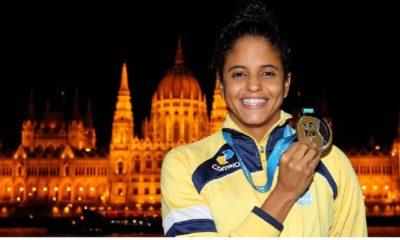 Quadro de medalhas do Mundial de Esportes Aquáticos