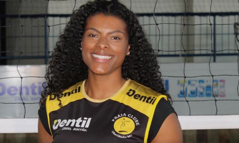 Fernanda Garay está de volta à seleção feminina de vôlei