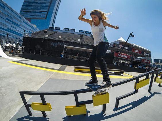 Letícia Bufoni Jogos Olímpicos de Tóquio 2020 skate street feminino