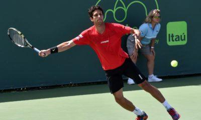 Marcelo Melo avança nas duplas do ATP de Shenzhen.