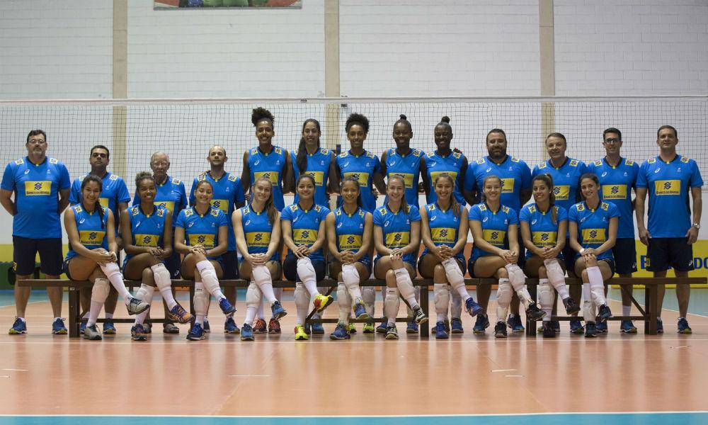 Mundial Sub 20: Mundial Sub-20 De Vôlei Feminino: Brasil Estreia Nesta
