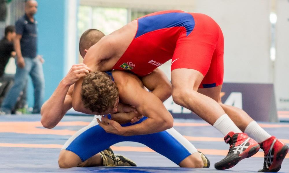 mundial sênior de wrestling