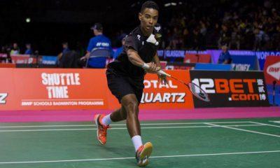 Ygor Coelho é derrotado na 1ª rodada do Masters da Malásia