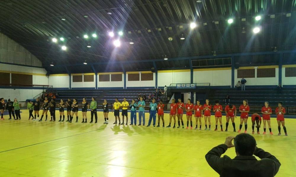 41f27d38f9 Handebol  Quadrangular da Liga Nacional Feminina continua neste sábado