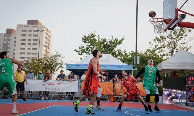 etapa campinas do III circuito paulista de basquete 3x3